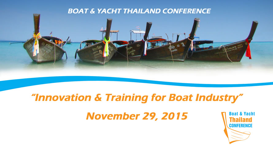 Boat & Yacht Thailand Conference